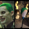 Joker Wig styled/cut to match character