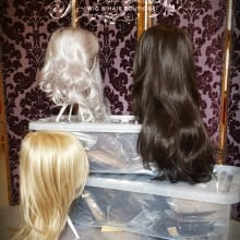 Parrucche Pre-loved Wigs