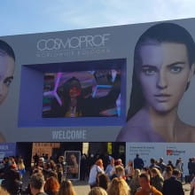 Parrucche @ Cosmoprof Italy